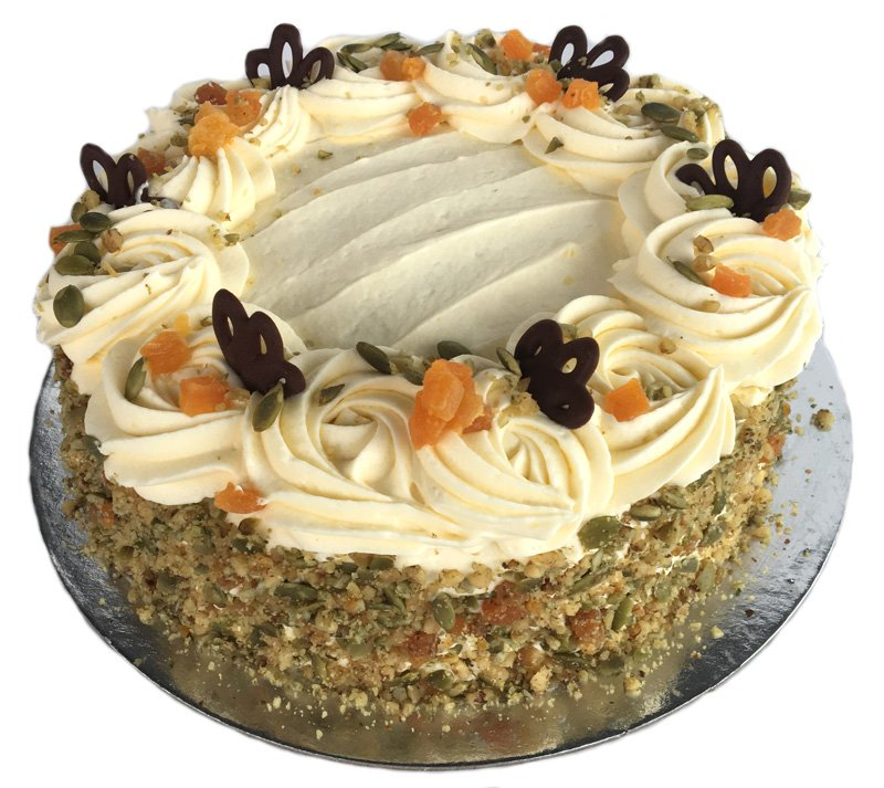 Tremendous Carrot Cake Kidds Cakes Bakery Funny Birthday Cards Online Inifodamsfinfo