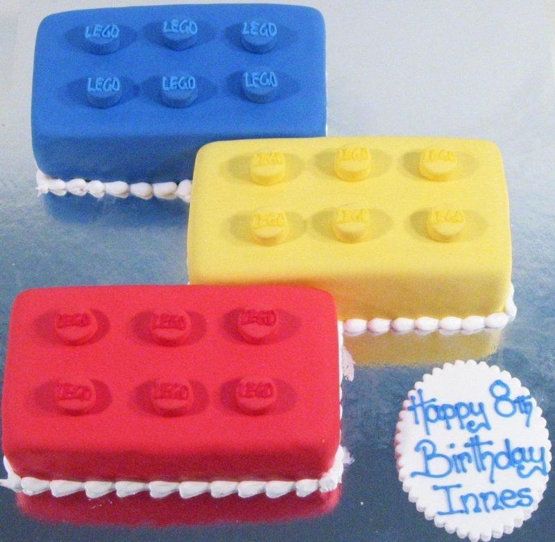 Lego Cake Birthday Cake