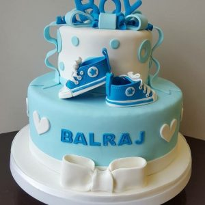Christening & Baby Showers Cakes