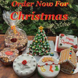 Kidd's Christmas Range