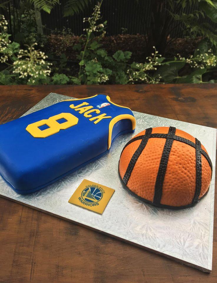 Basket Ball & Jersey
